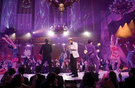 Johnnie Walker luxury event