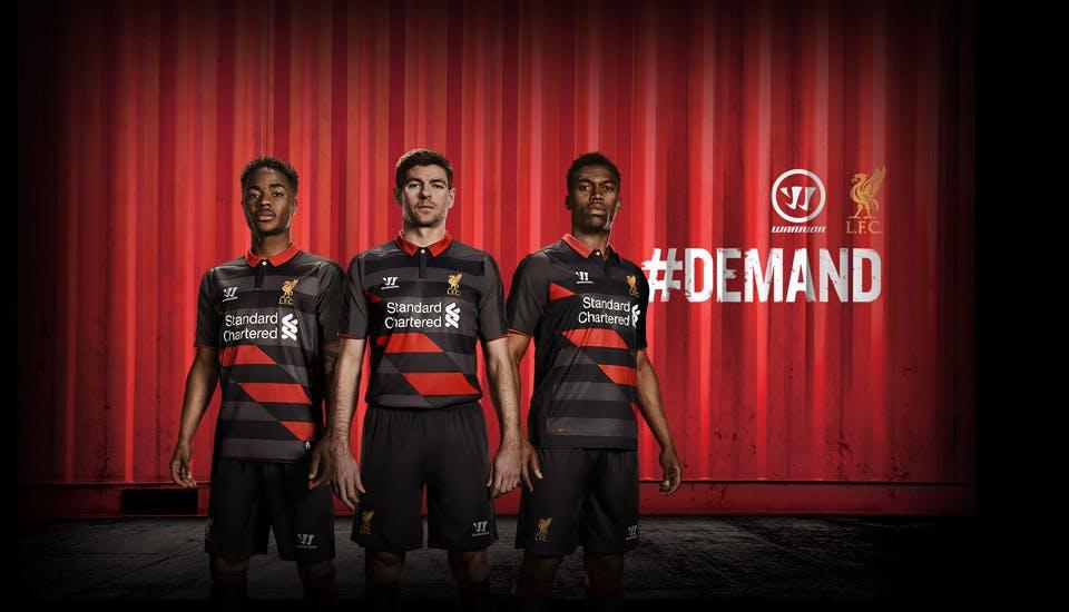 Liverpool FC Third Kit