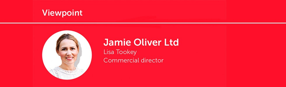 Lisa Tookey Jamie Oliver viewpoint