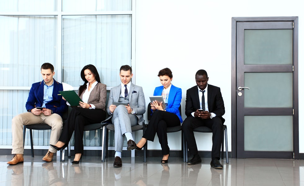 Marketers job interview
