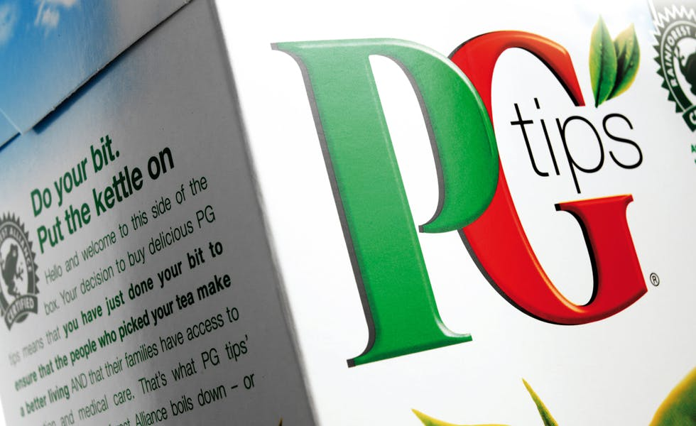 PG Tips could be set to benefit from Unilever's increase in digital spend.