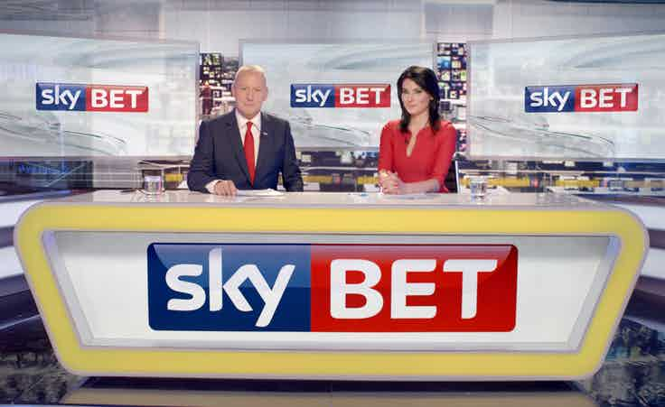 Skybet, football league sponsor