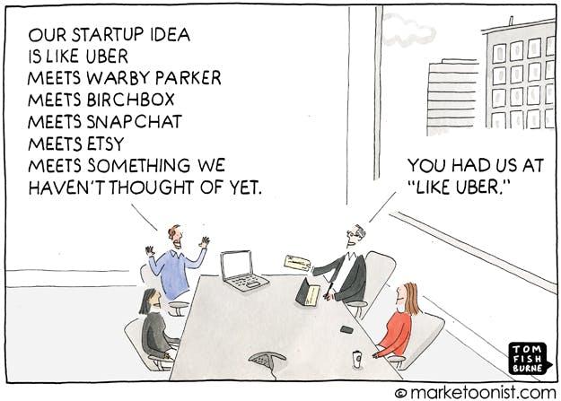 Startups, Marketoonist 9 10 12