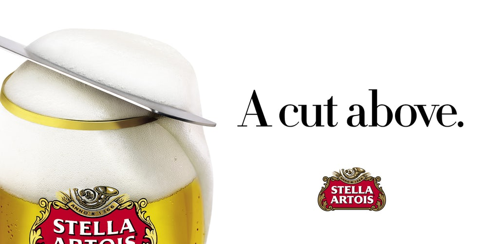 AB InBev's new marketing chief for the UK and Ireland will assume responsibilities for brands such as Stella Artois.