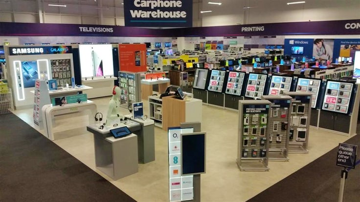 Carphone Warehouse to champion its customer service with