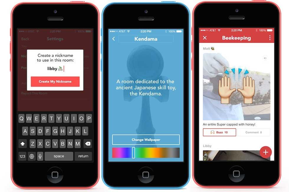 Facebook's new Rooms app