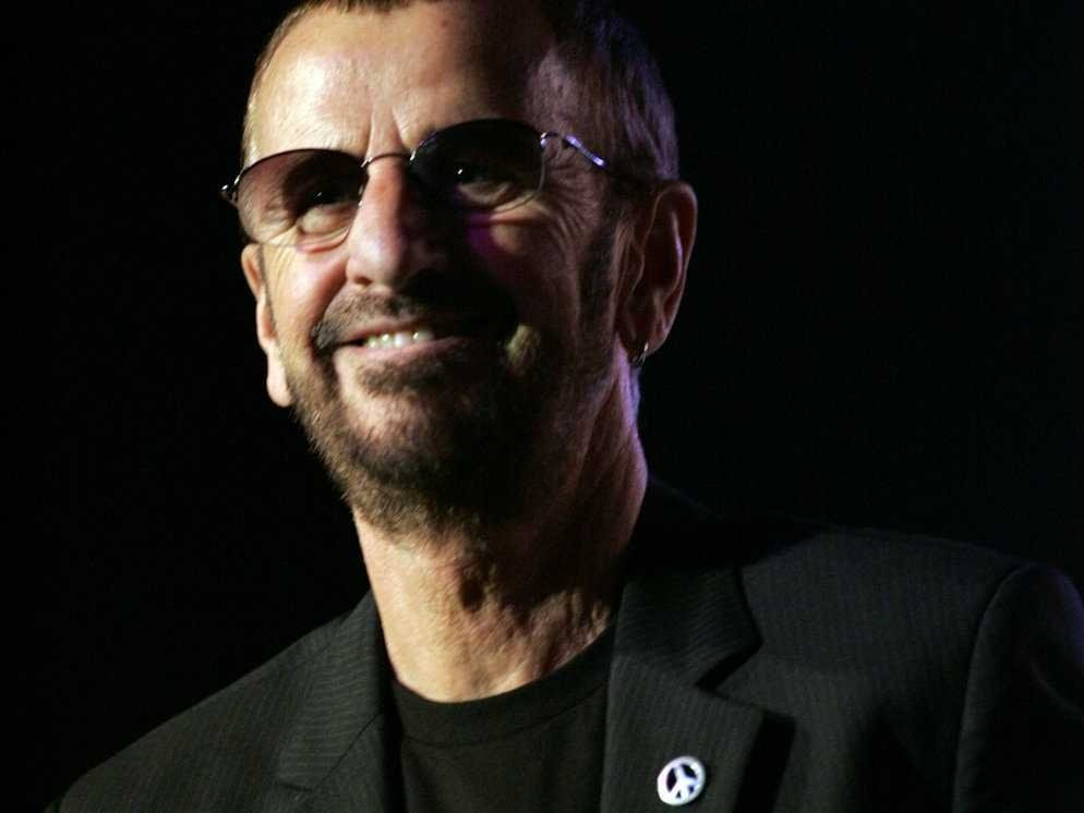 Ringo Starr will front a new global campaign for US footwear brand Skechers.