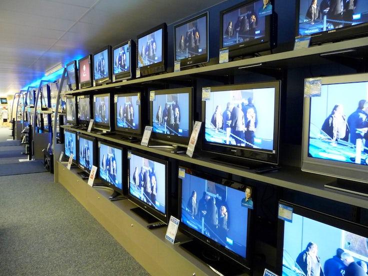 Global TV ad spend share has peaked' – Marketing Week