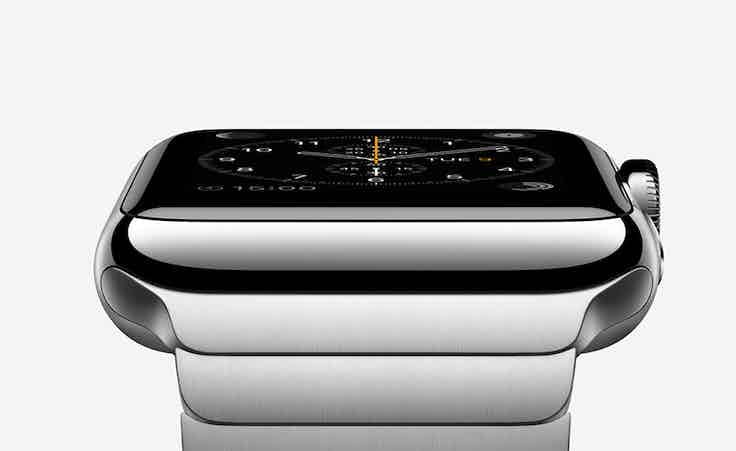 Apple is looking to transform the wearables market