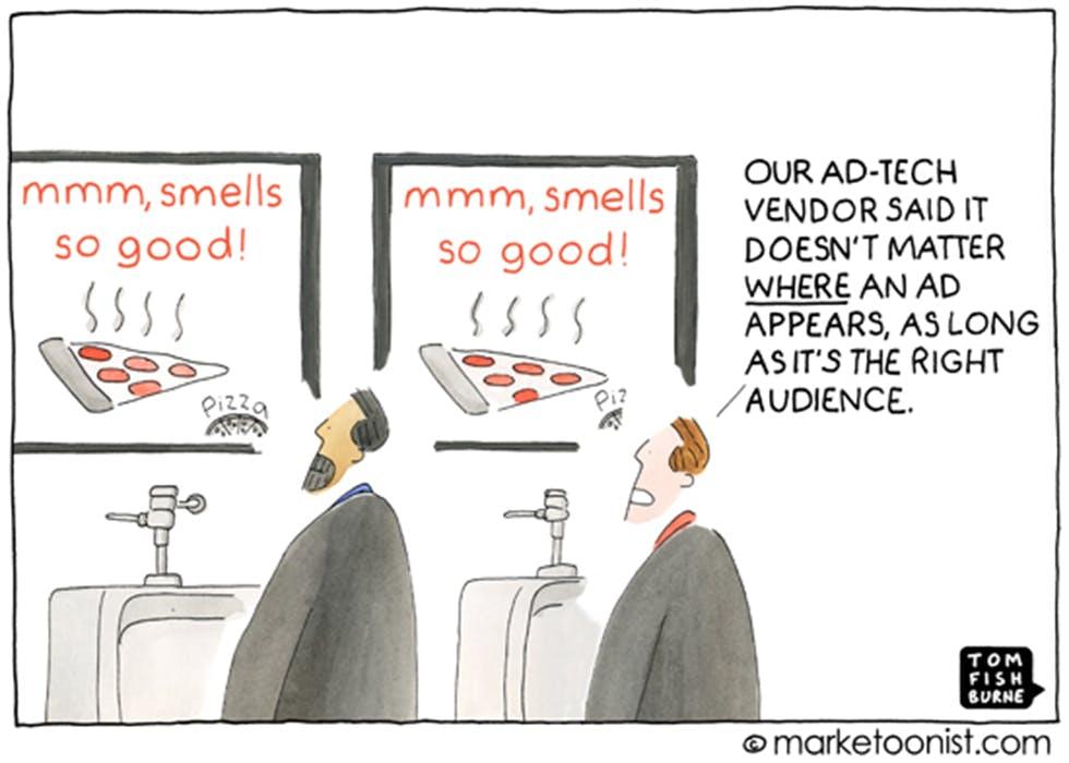 Ad-tech vendors