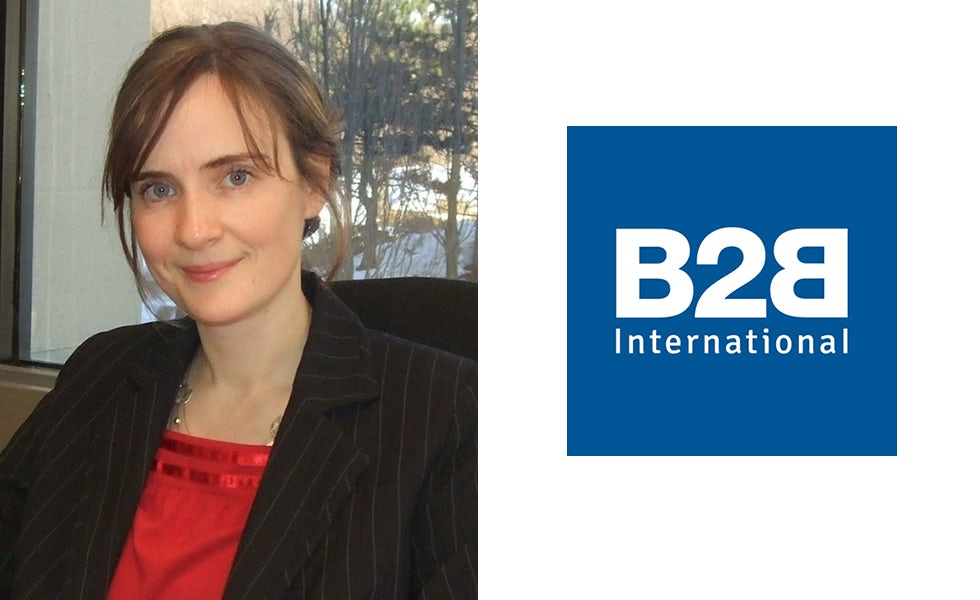 Caroline Harrison, B2B international