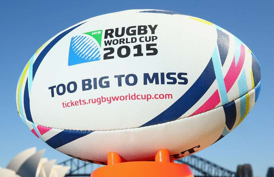 Non-sponsors will not be able to advertise within 5000 metres of RWC venues.