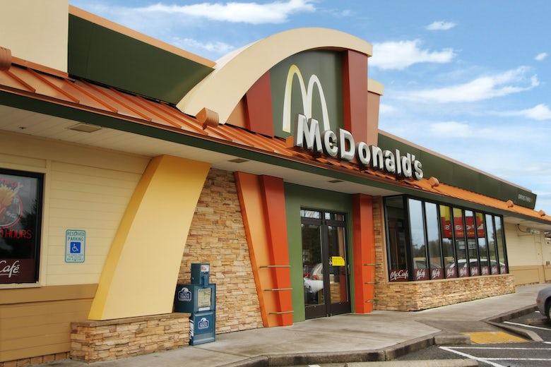 Mcdonald s points to 'revitalisation of customer