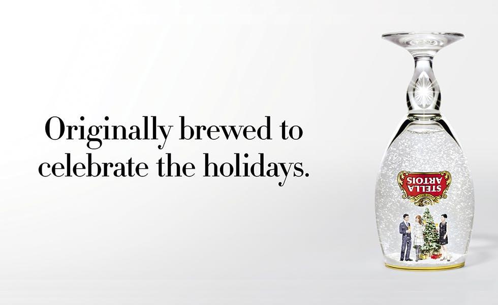 Stella Artois Christmas