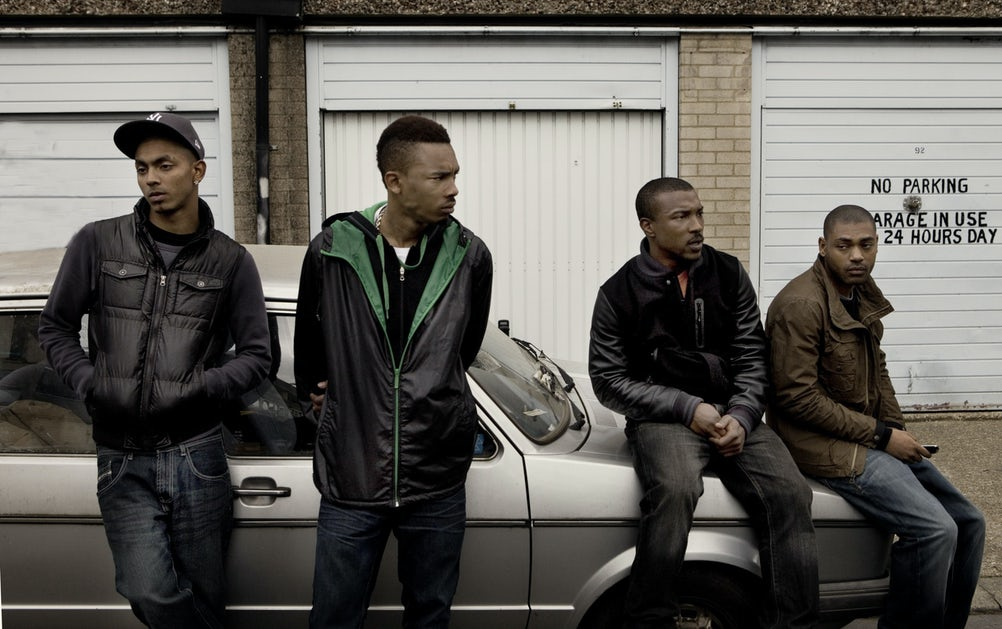 Advertising around shows such as Top Boy (above) on Channel 4's VOD service will be sold through a digital ad exchange.