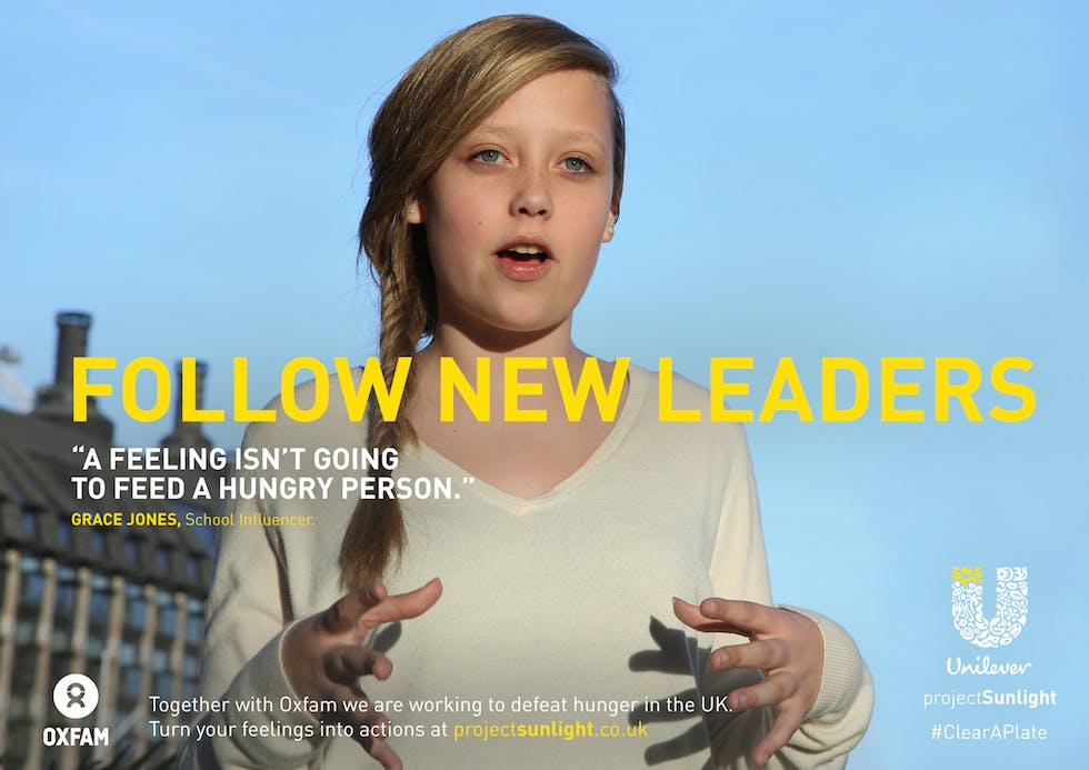 Unilever is promoting its sustainability scheme Project Sunlight in its first UK TV ads for the corporate brand