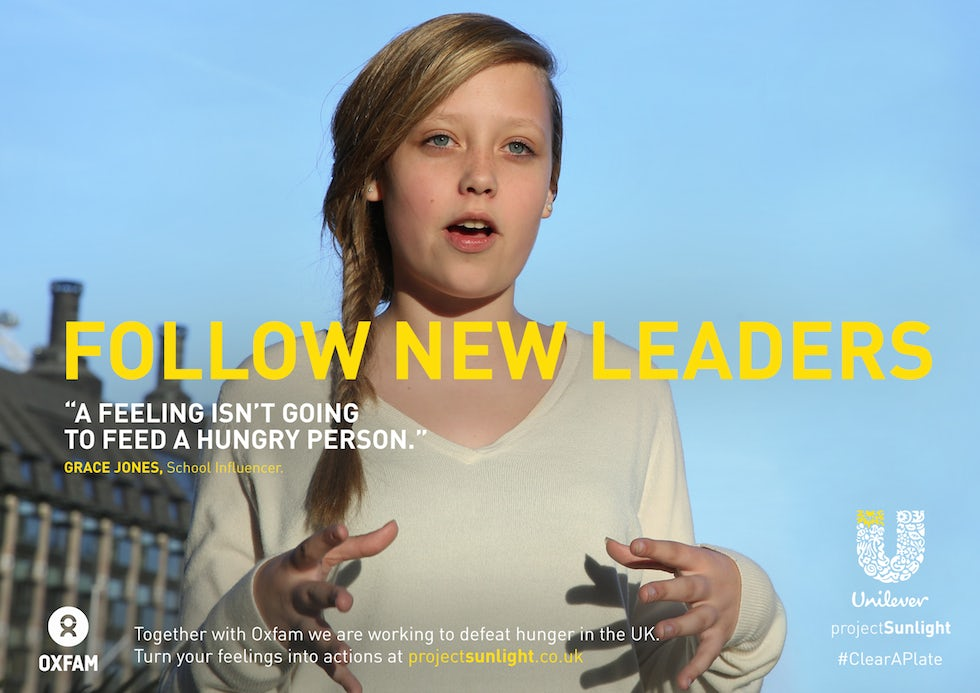 Unilever - Project Sunlight - 2014