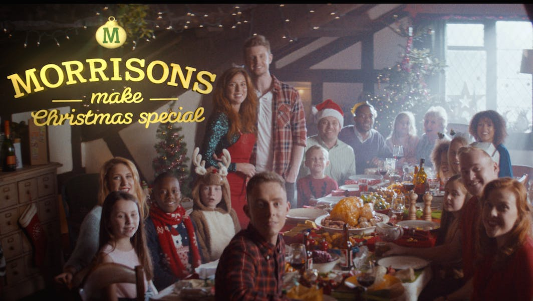 Morrisons is hoping to show how it can make customers' Christmas special.