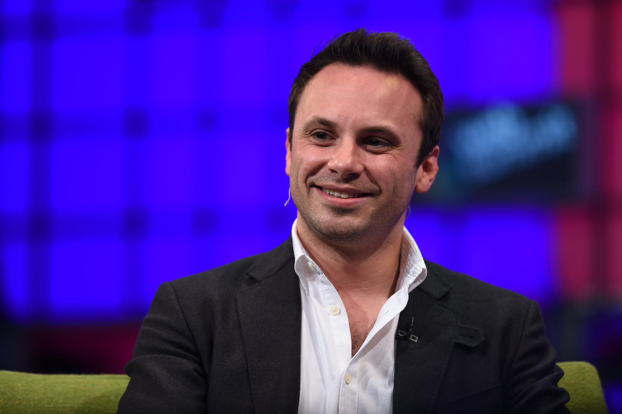 Oculus Rift chief executive Brendan Iribe