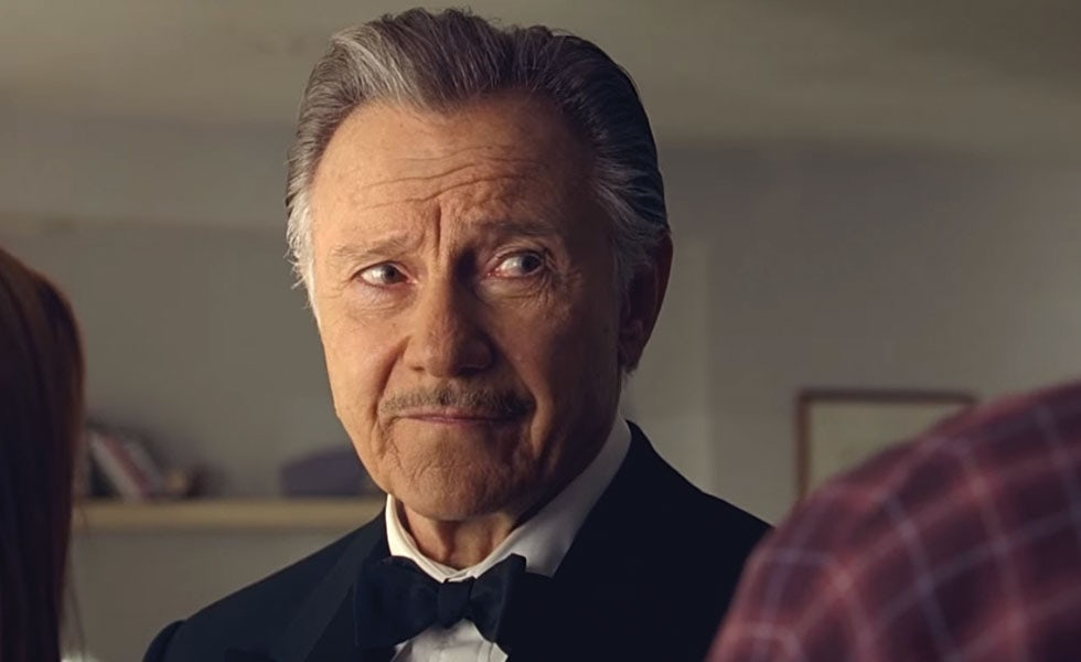 Direct Line has used Harvey Keitel's 'fixer' character Winston Wolfe to sell itself as a fixer of problems