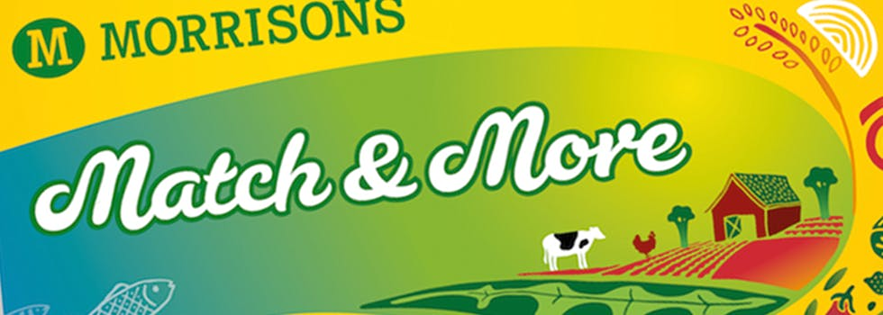 Morrisons' new Match & More scheme rewards people based on fuel and purchases of promoted products.
