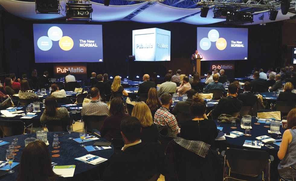 One key takeway at the Ad Revenue Europe 2014 conference was programmatic advertising is no longer part of a media plan, it is the media plan