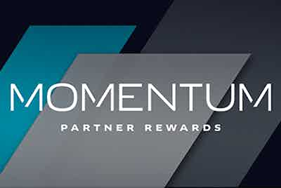 Momentum logo small
