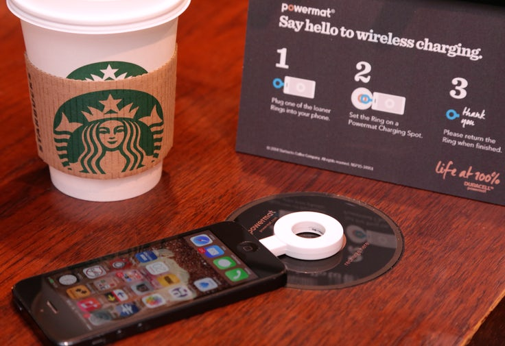 How Starbucks is using technology to boost revenue