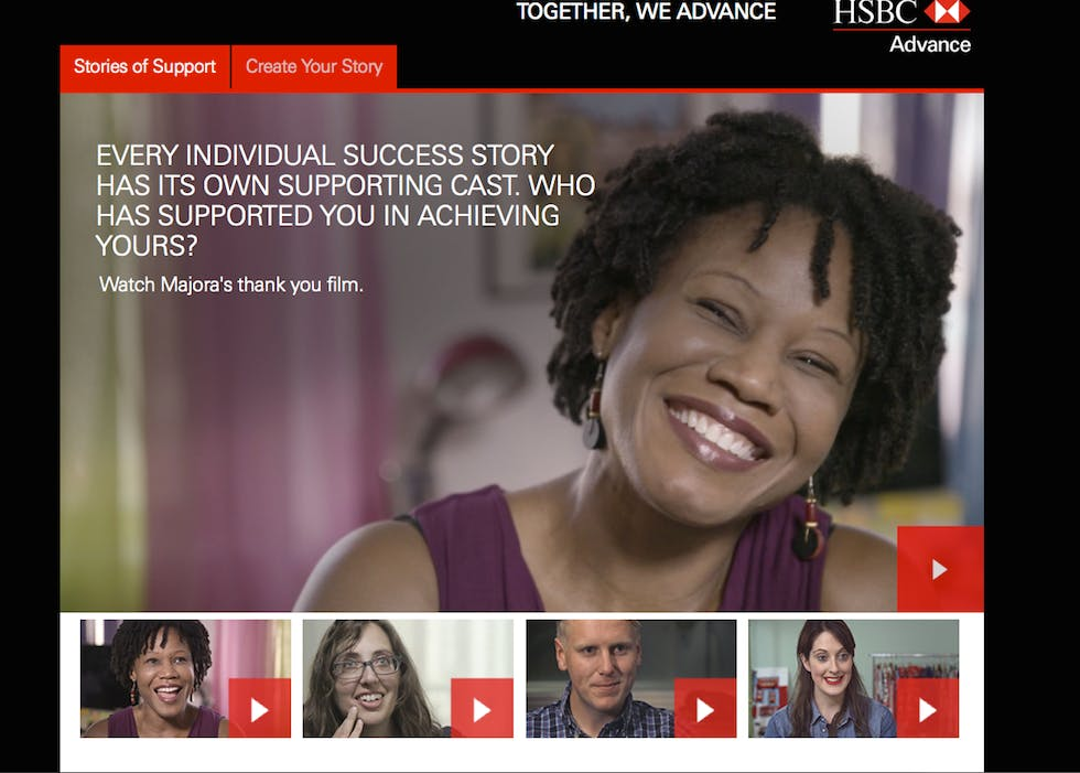 HSBC shifts social focus to take proactive not just reactive