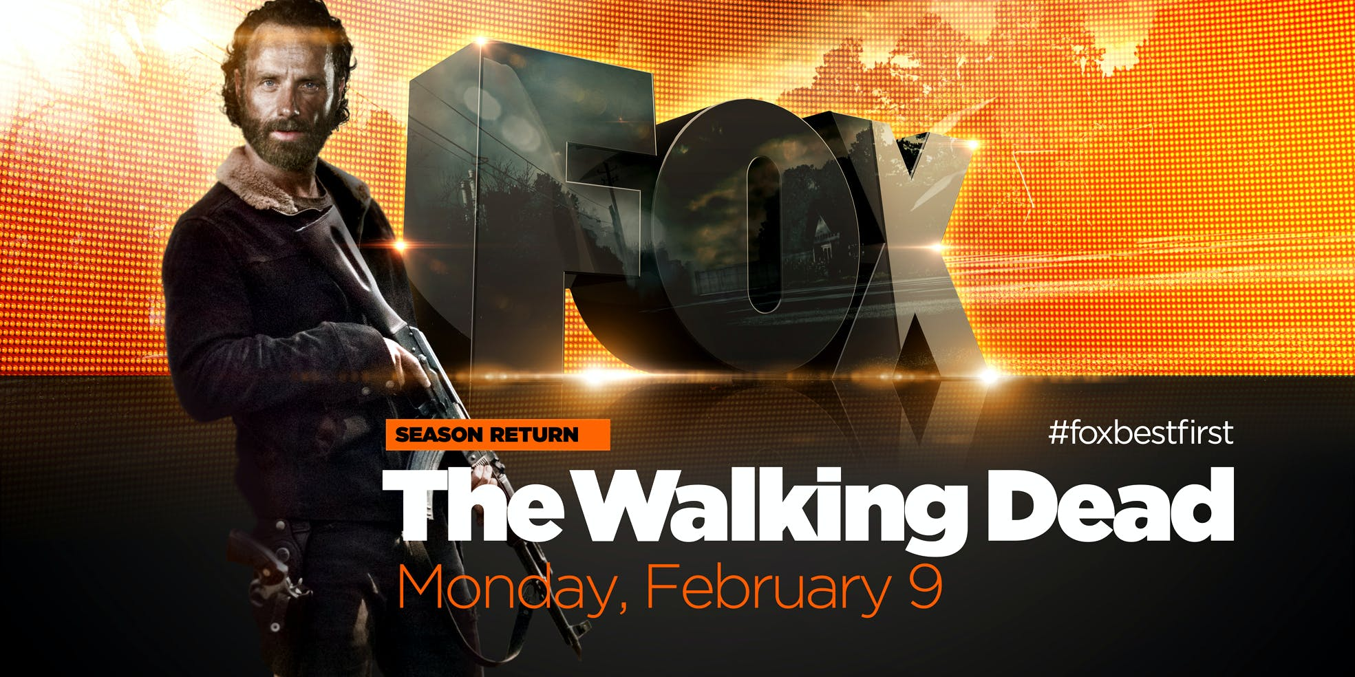 Fox's global rebrand aims to position the network as the home of 'event television'