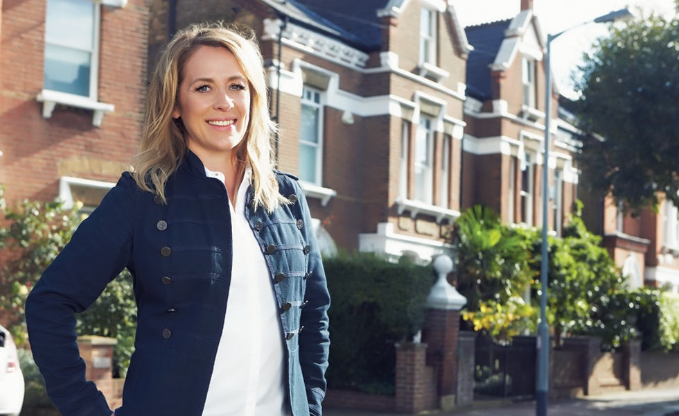 TV propoerty expert and Tepilo founder Sarah Beeny predicts the number of traditional agents to fall