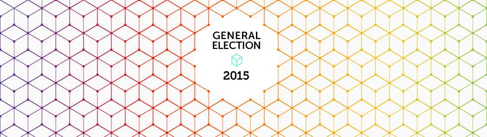 General Election homepage link