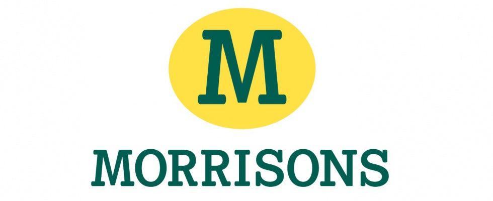 Morrisons logo breaker