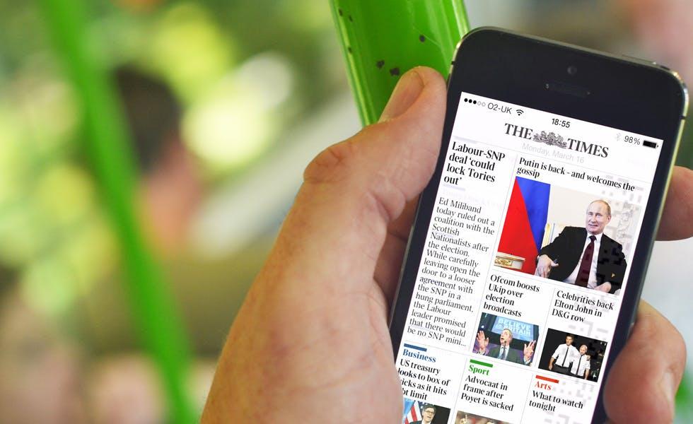 News-UK-Times-app