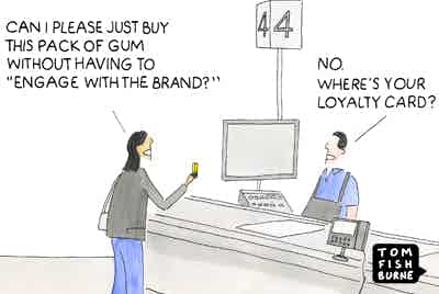 Engaging with the brand Marketoonist 9 4 15