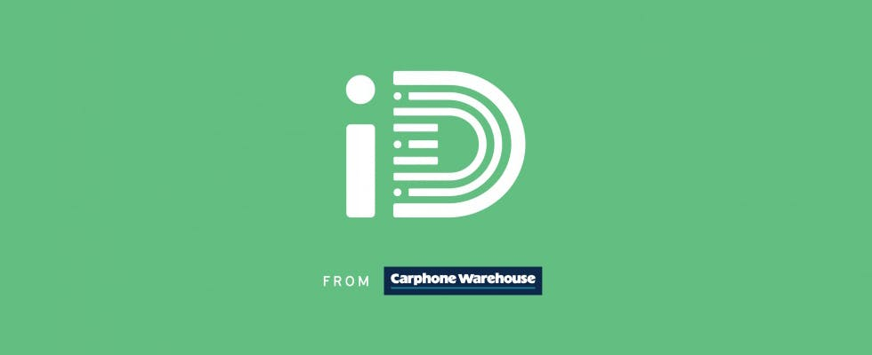 Carphone warehouse ID logo