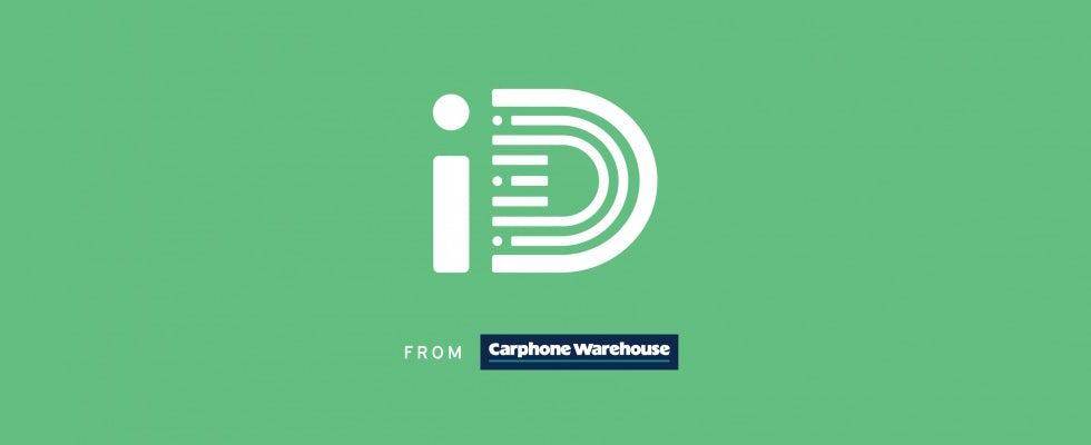Carphone warehouse ID logo