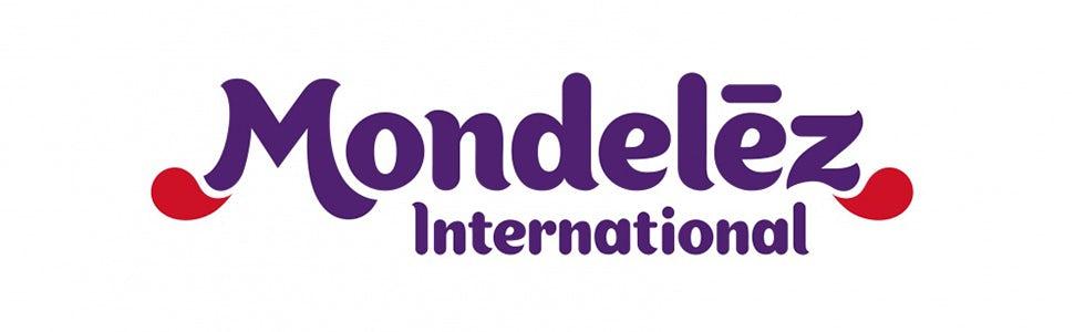 Mondelez logo breaker