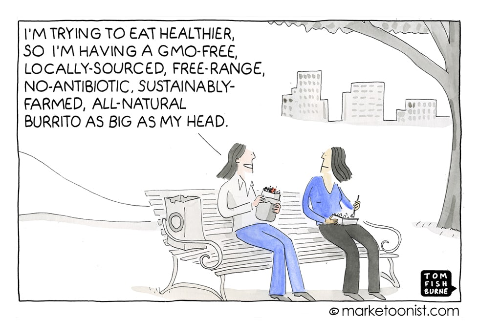 Marketoonist 28 5 15 Healthy living