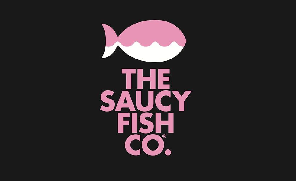 Saucy Fish Co logo