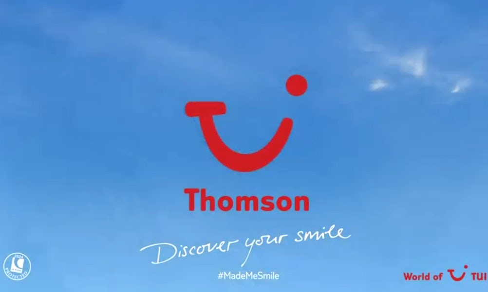 The Thomson brand will remain for up to two years in the UK market before being rebranded to TUI