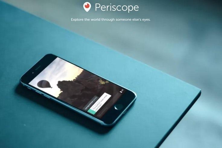 periscope live