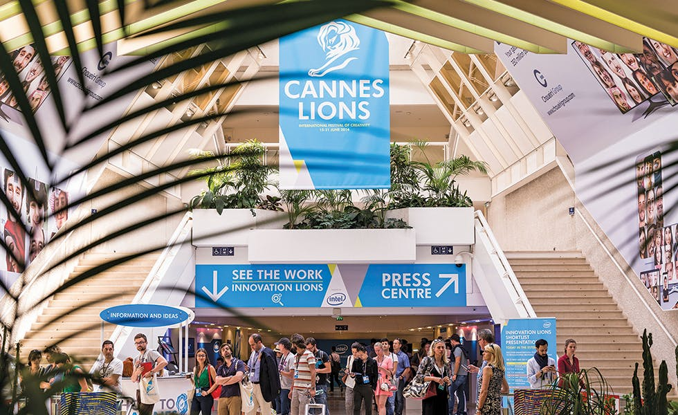 Cannes Lions conference centre