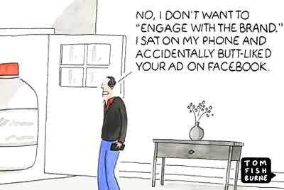 Engaging with the brand Marketoonist 26 6 15