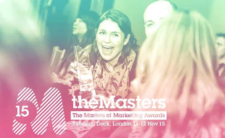Masters of Marketing awards night