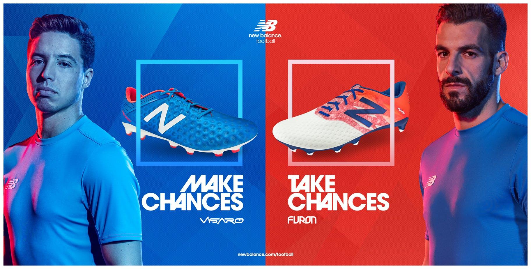 New Balance follows Adidas' 'outlook-specific' football strategy ...