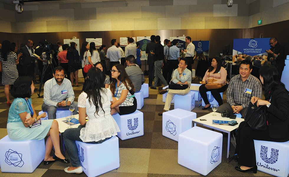 Unilever Foundry event
