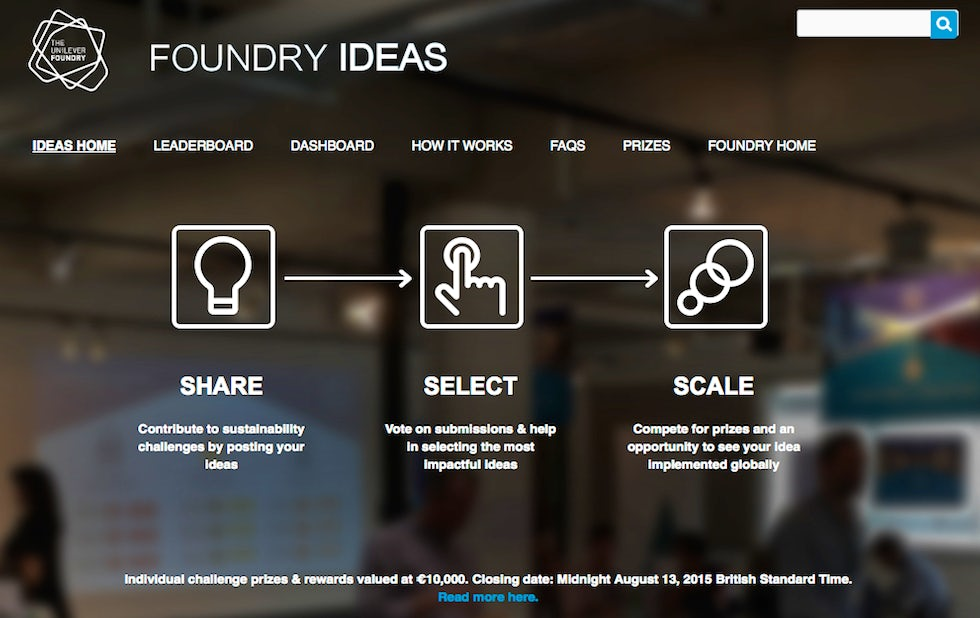 foundry ideas
