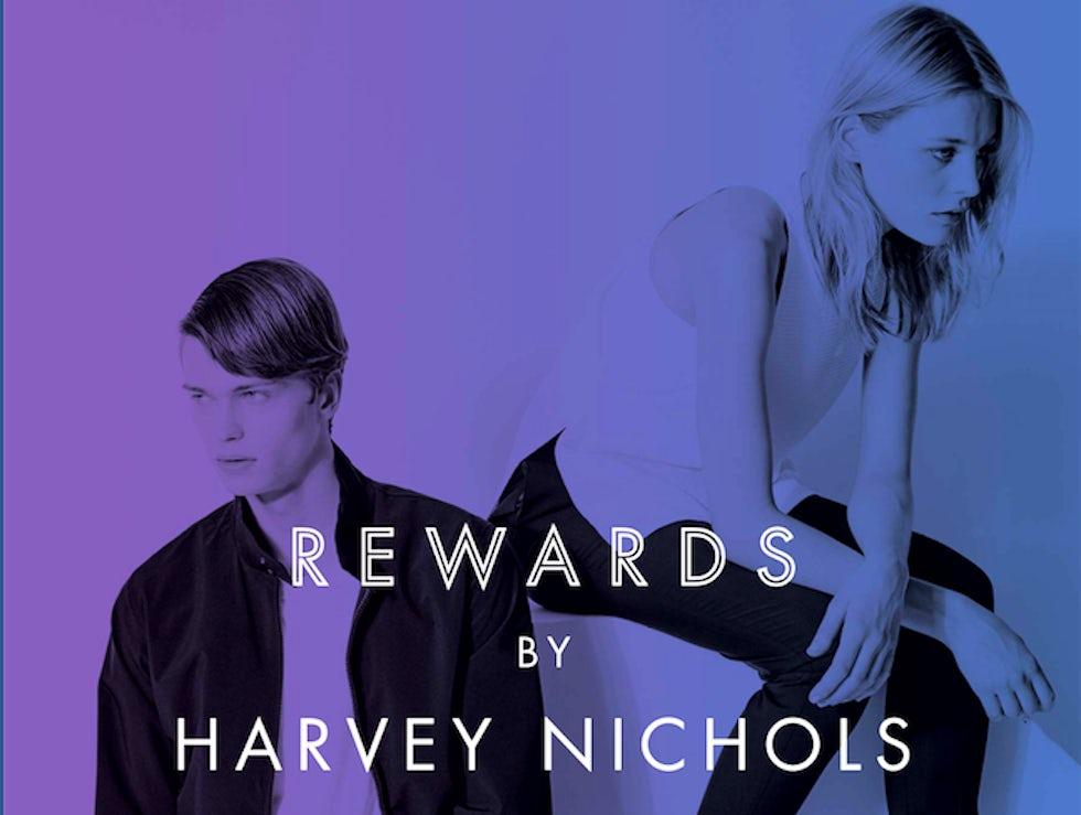 harvey nichols loyalty