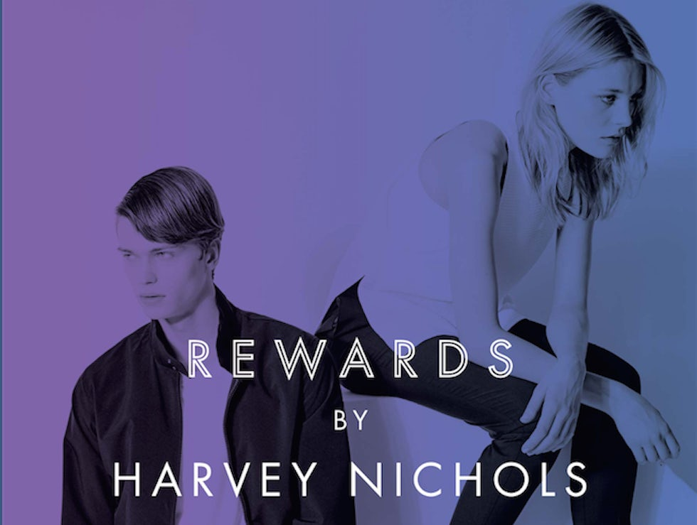 harvey nichols loyalty